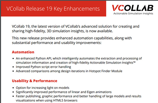 VCollab 19 Launches